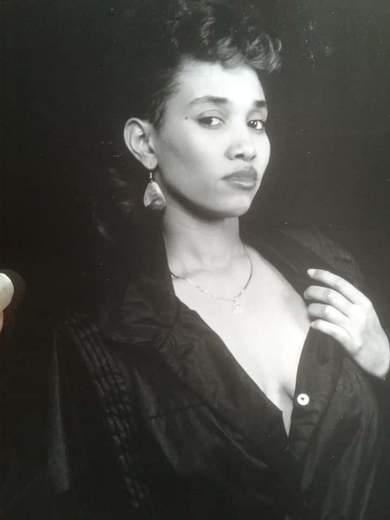 Portrait of BELINDA B.B. STORM AKA (BMCSWEEN)
