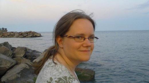 Portrait of Rebecca Fox