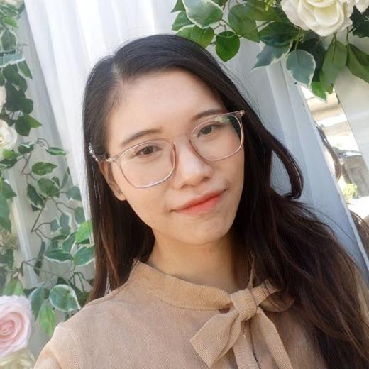 Portrait of BTV Ngọc Ánh