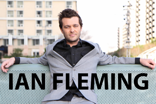 Portrait of Ian Fleming