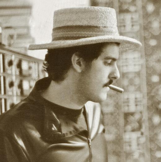 Portrait of Georgie Rizzo