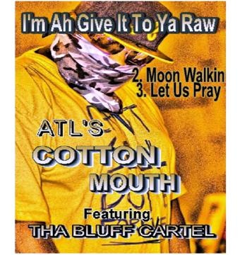 Portrait of the late ATLS COTTON MOUTH R.I.P.