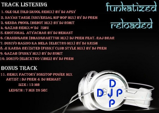 Untitled image for DJP aka Dj prem
