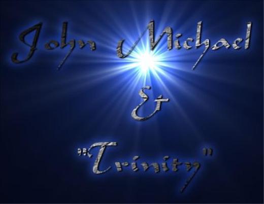 Portrait of John Michael & Trinity