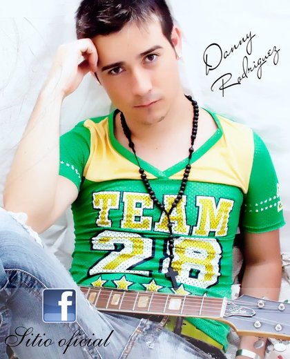 Portrait of Danny Rodriguez
