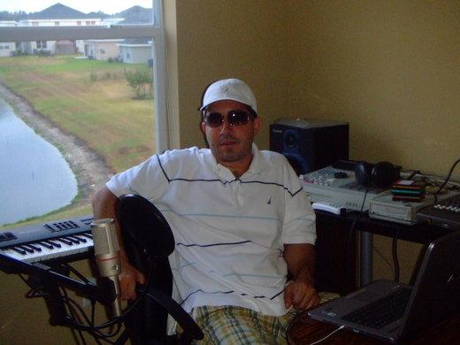 Portrait of Ace G-Khan Productions