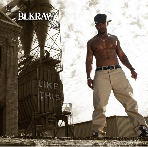Portrait of BLKRAW