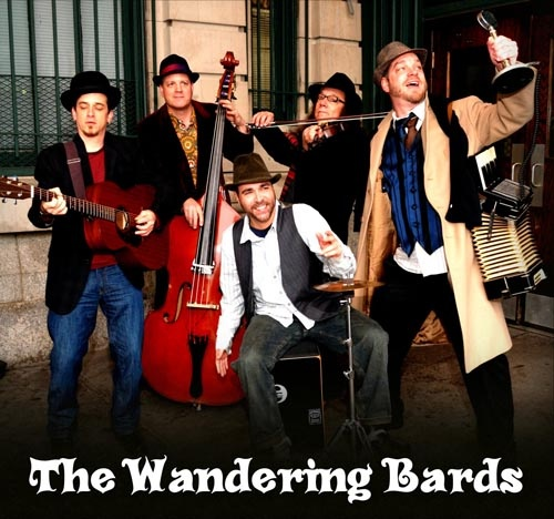 Untitled image for The Wandering Bards