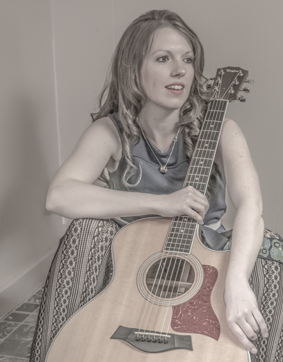 Portrait of Grace Morrison