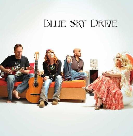 Portrait of Blue Sky Drive