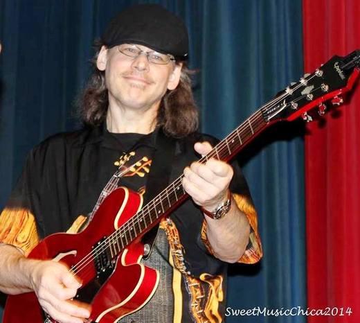 Portrait of Dave Miller Band