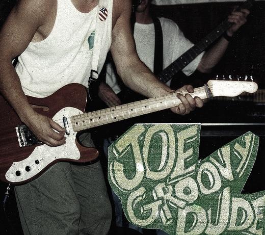 Portrait of joegroovydude