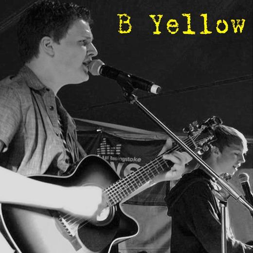 Portrait of B Yellow