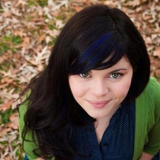Portrait of Rebecca Loebe