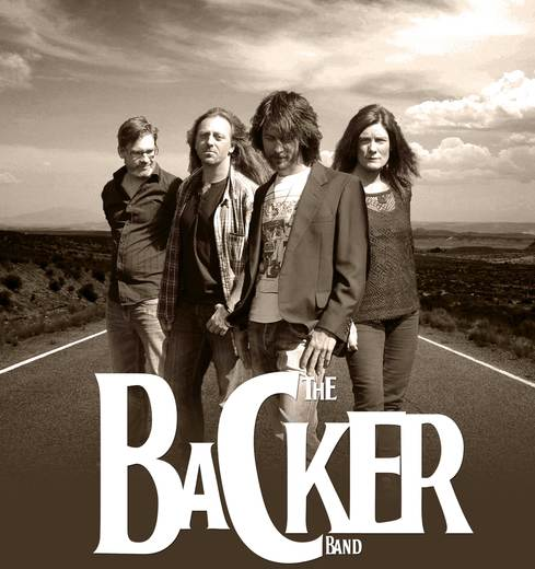 Untitled image for The Backer Band