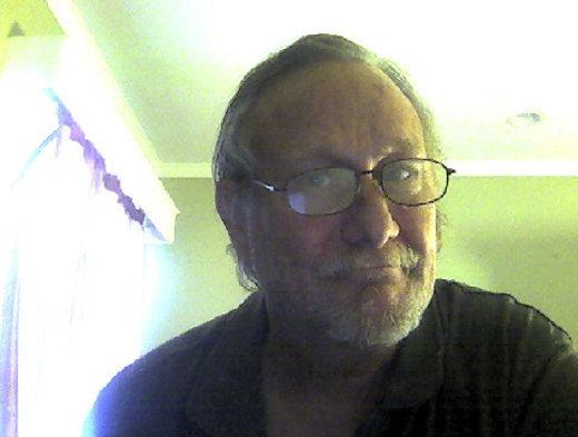 Portrait of Robert Dunn