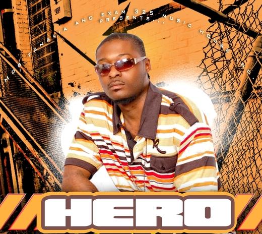 Portrait of Hero