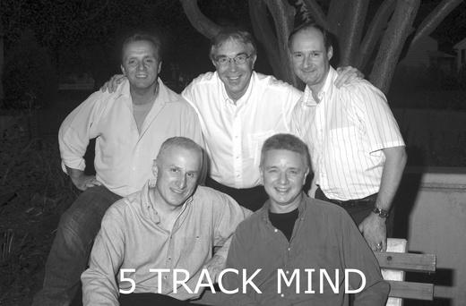 Untitled image for 5 Track Mind