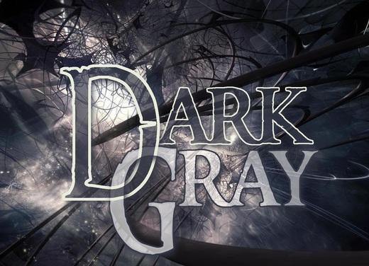 Portrait of Dark Gray