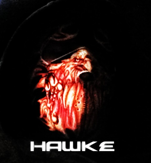 Portrait of HAWKE