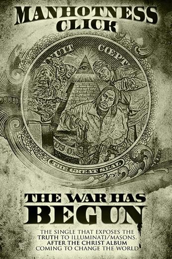 Portrait of War Manhotness