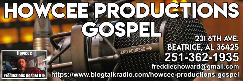 Untitled image for Howcee Productions Gospel