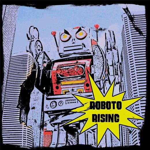 Portrait of Roboto Rising