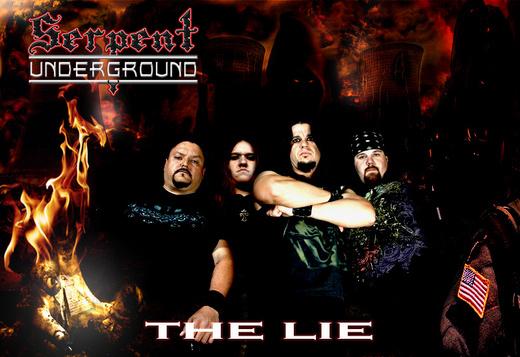 Portrait of Serpent Underground