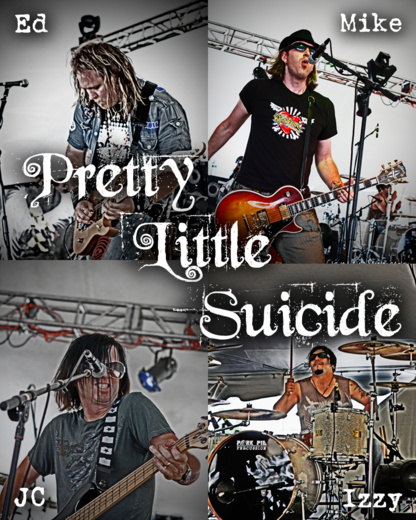 Portrait of Pretty Little Suicide