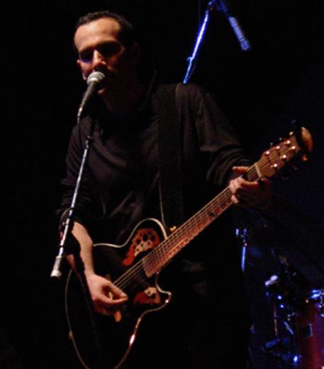 Portrait of Eric Stuart Band