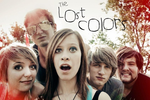 Portrait of the lost colors