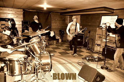 Untitled photo for Blown!music