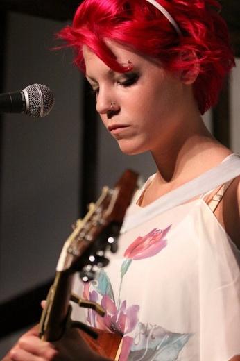 Portrait of Emily Barnes