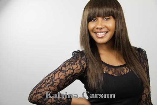 Portrait of Katrina Carson