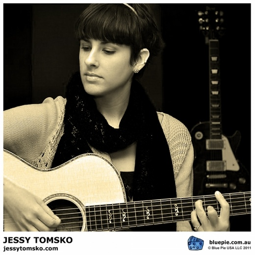 Portrait of Jessy Tomsko
