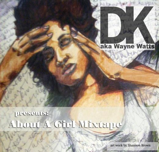 Untitled image for DK aka Wayne Watts
