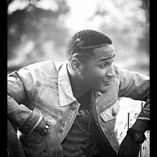 Portrait of Darius Jay