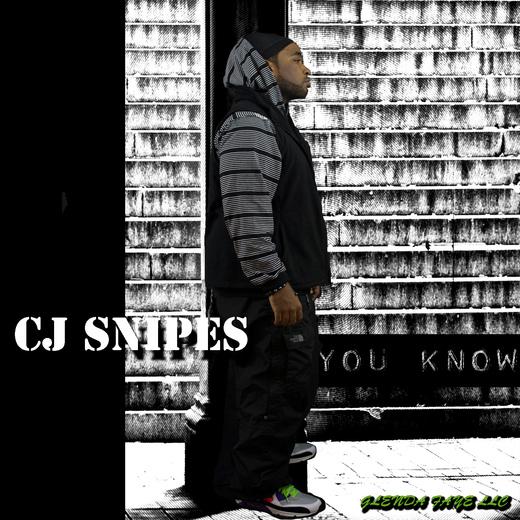 Portrait of CJ Snipes