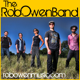 Portrait of Rob Owen Music