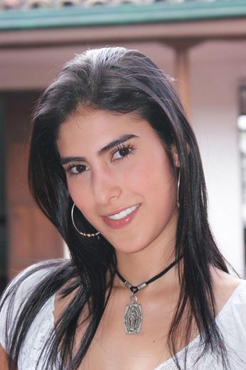 Portrait of Diana Poveda