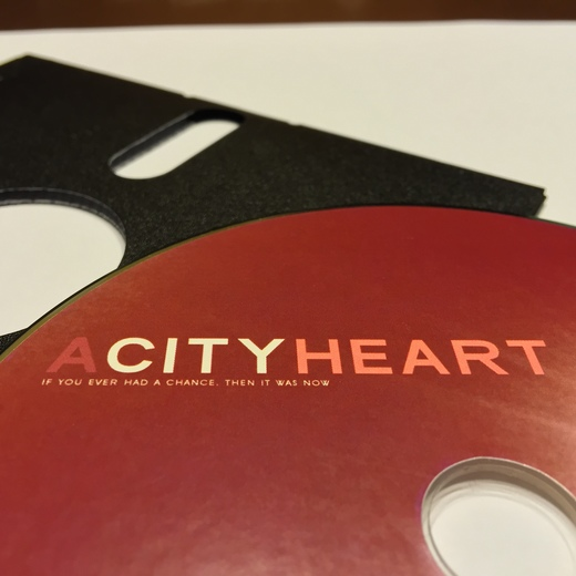 Portrait of A City Heart
