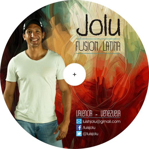 "Portrait of JOLU ""Fusion Latina"""