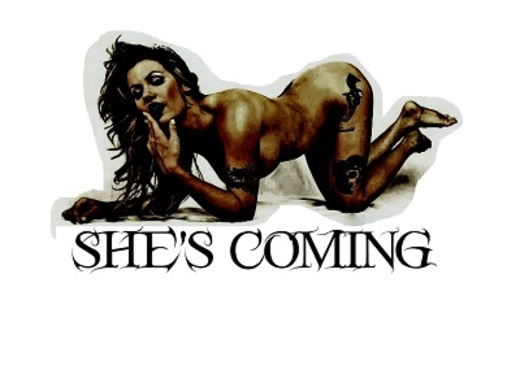 Untitled image for SHE'S COMING