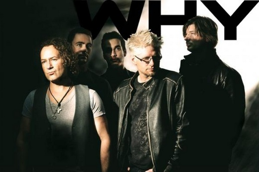 Portrait of WHY (the Band)