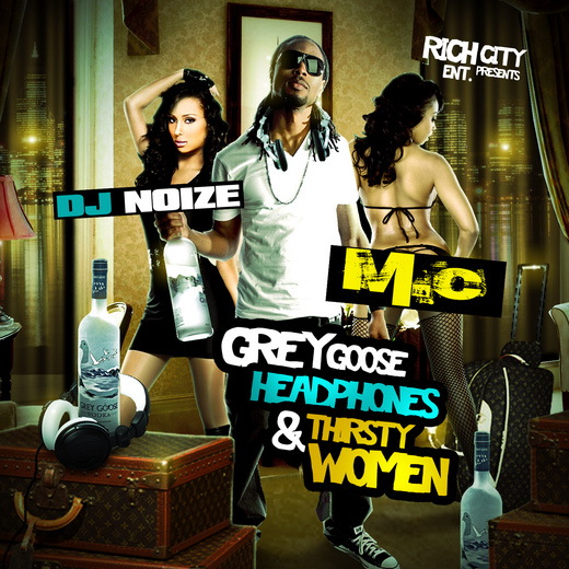 Untitled image for M.C The Rich City Boy