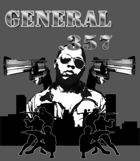 Portrait of 357 THE GENERAL
