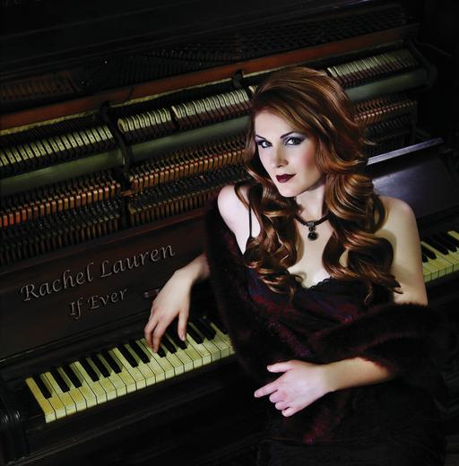 Portrait of Rachel Lauren