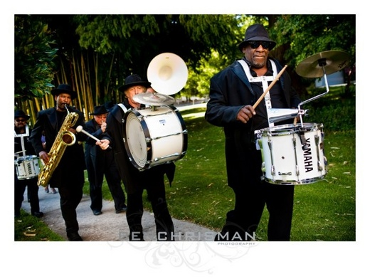Untitled image for Saint Gabriel's Celestial Brass Band