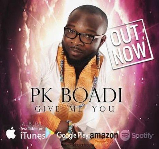 Portrait of PK Boadi