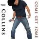Portrait of J Collins